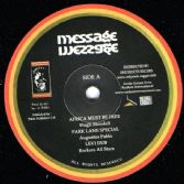Hugh Mundell - Africa Must Be Free / Augustus Pablo - Park Lane Special (Message / Onlyroots) 10""